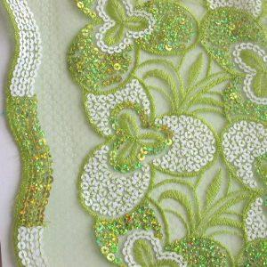 Sequin Laces & Nets