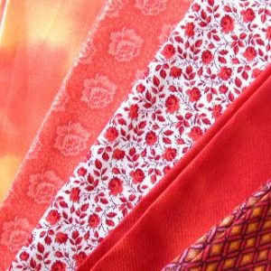 Cottons-Yellows / Oranges / Reds / Wines