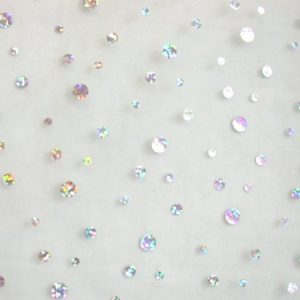 Glitterdot Organzas